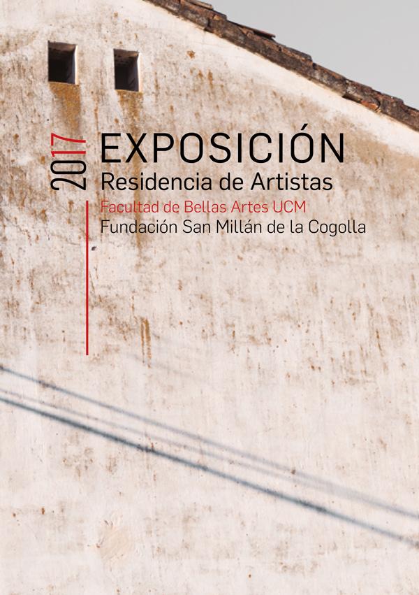 Catálogo Residencia de artistas 2017