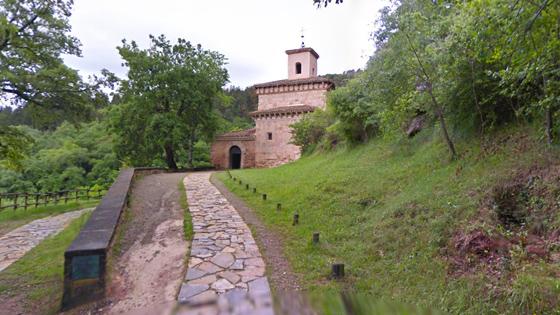 Visita virtual Monasterio de Suso
