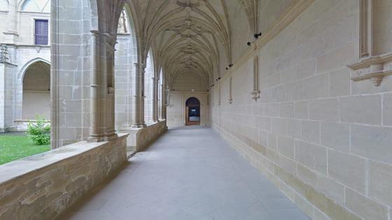Visita virtual Monasterio de Yuso
